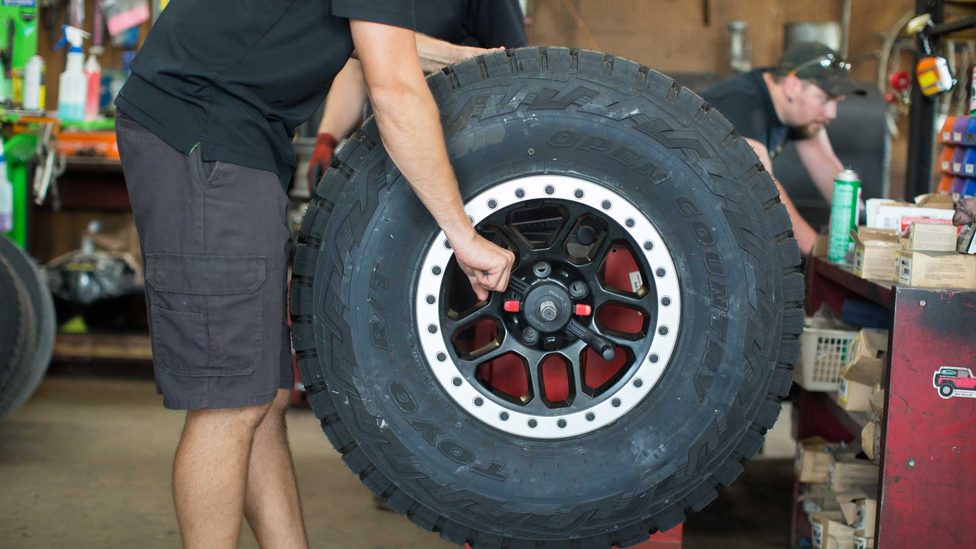 Beadlocks - 4x4 Tires and Wheels