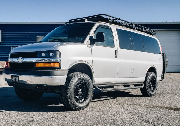 2016 Chevy Express 2500