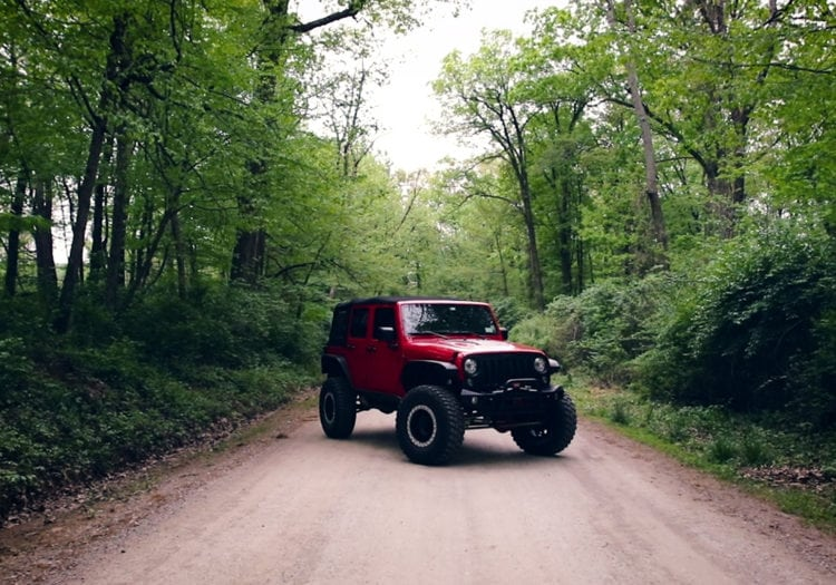 2018 Jeep Wrangler Recon Unlimited