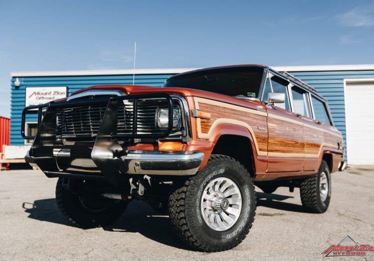 1982 Jeep Wagoneer