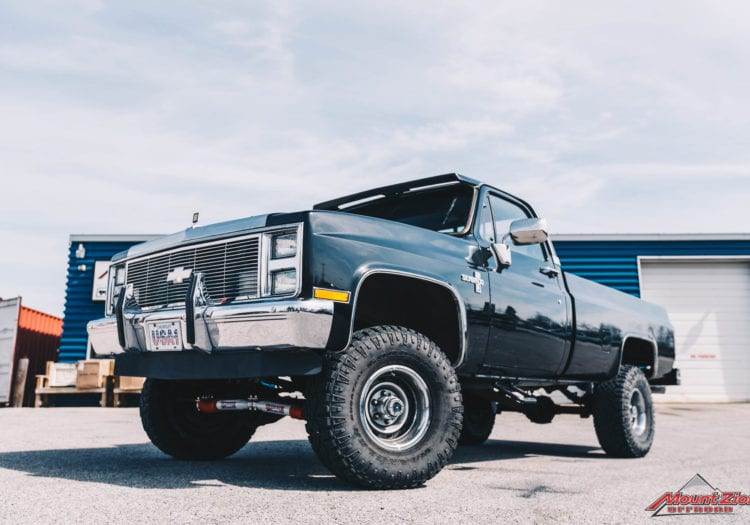 1983 Chevrolet K10 Scottsdale Silverado