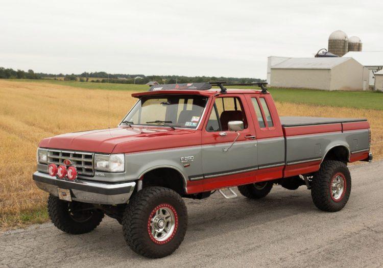 1986 Ford F250 IDI Diesel