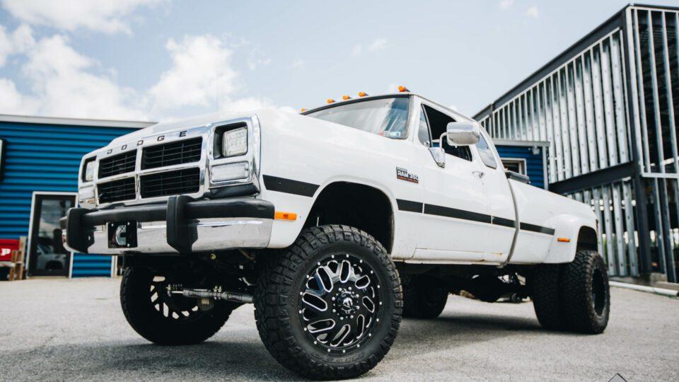 1992 Dodge W350 Base