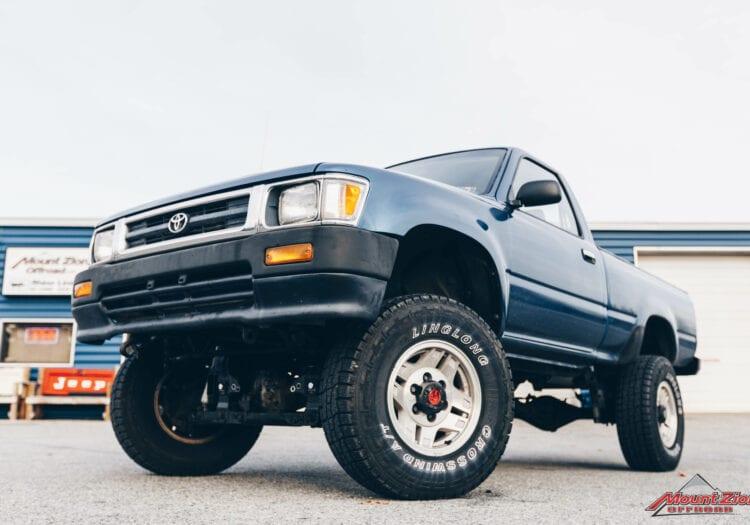 1995 Toyota Pickup DLX