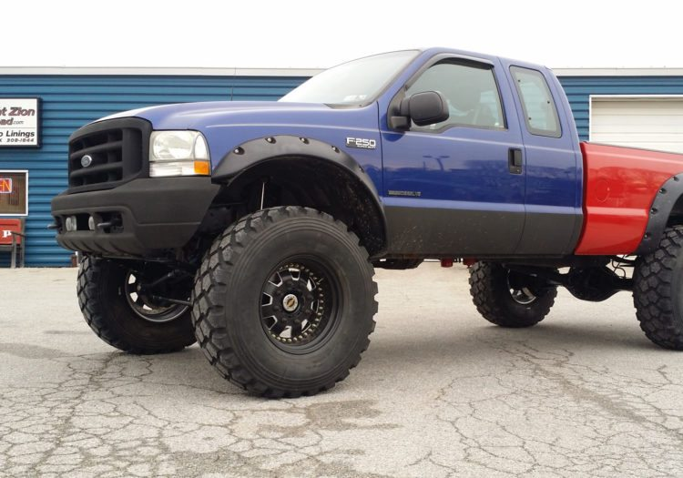 2003 Ford Super Super Duty