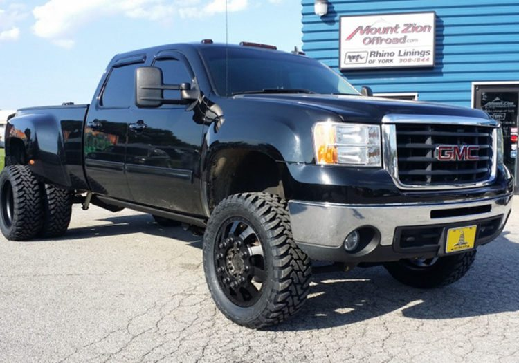 2009 GMC 3500 Dually