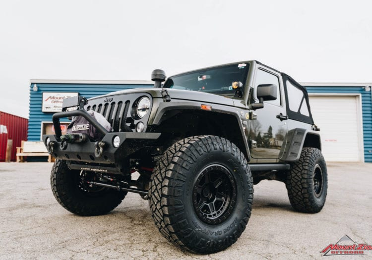 2017 Jeep Wrangler JK