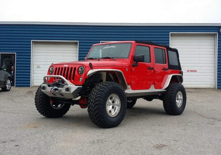 2015 Rubicon Unlimited