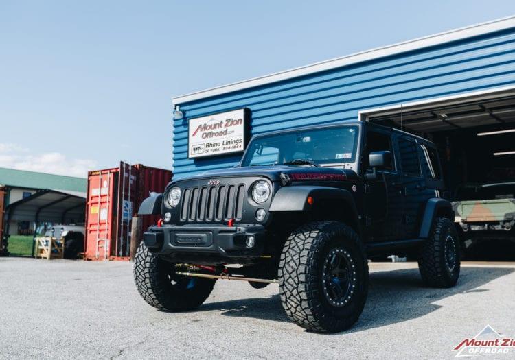 2017 Jeep Wrangler JKU