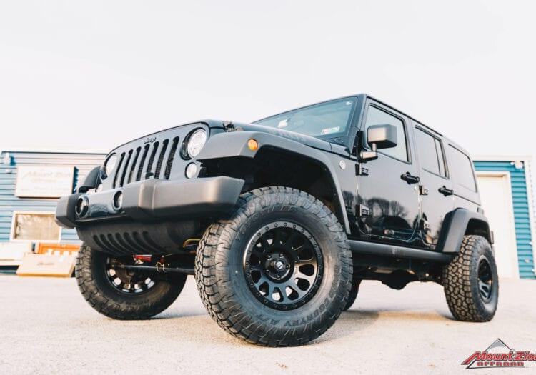 2018 Jeep Wrangler JKU Sport