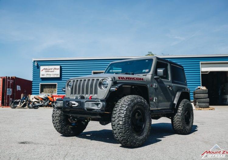 2019 Jeep Rubicon JL