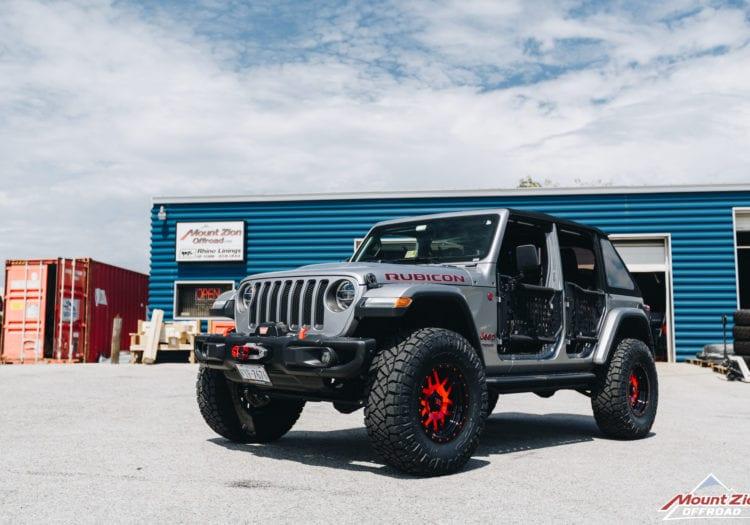 2018 Jeep Rubicon JL
