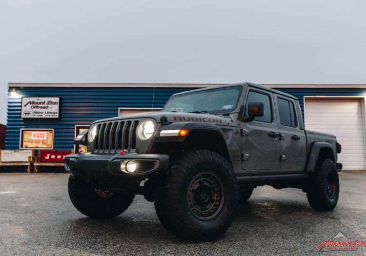 2020 Jeep Rubicon Gladiator