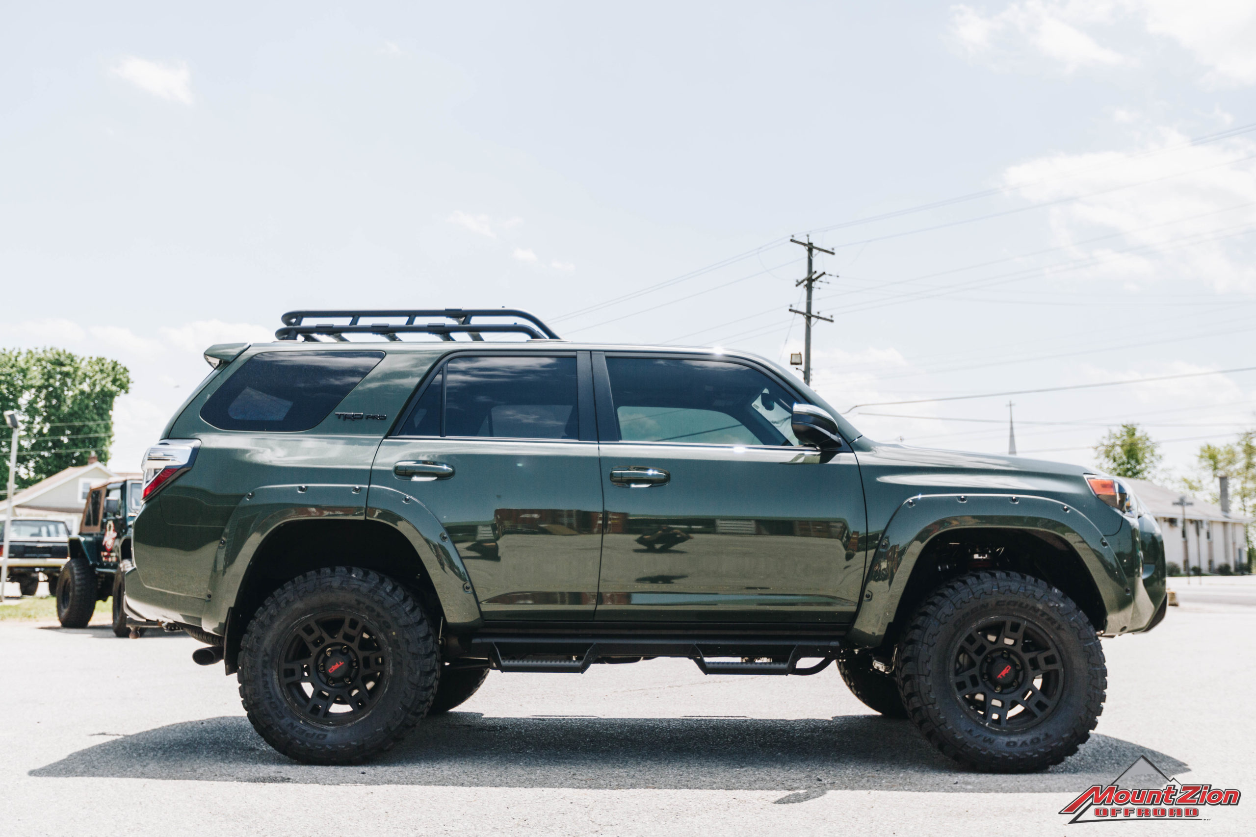 2020 Toyota 4runner Trd Pro Mount Zion Offroad