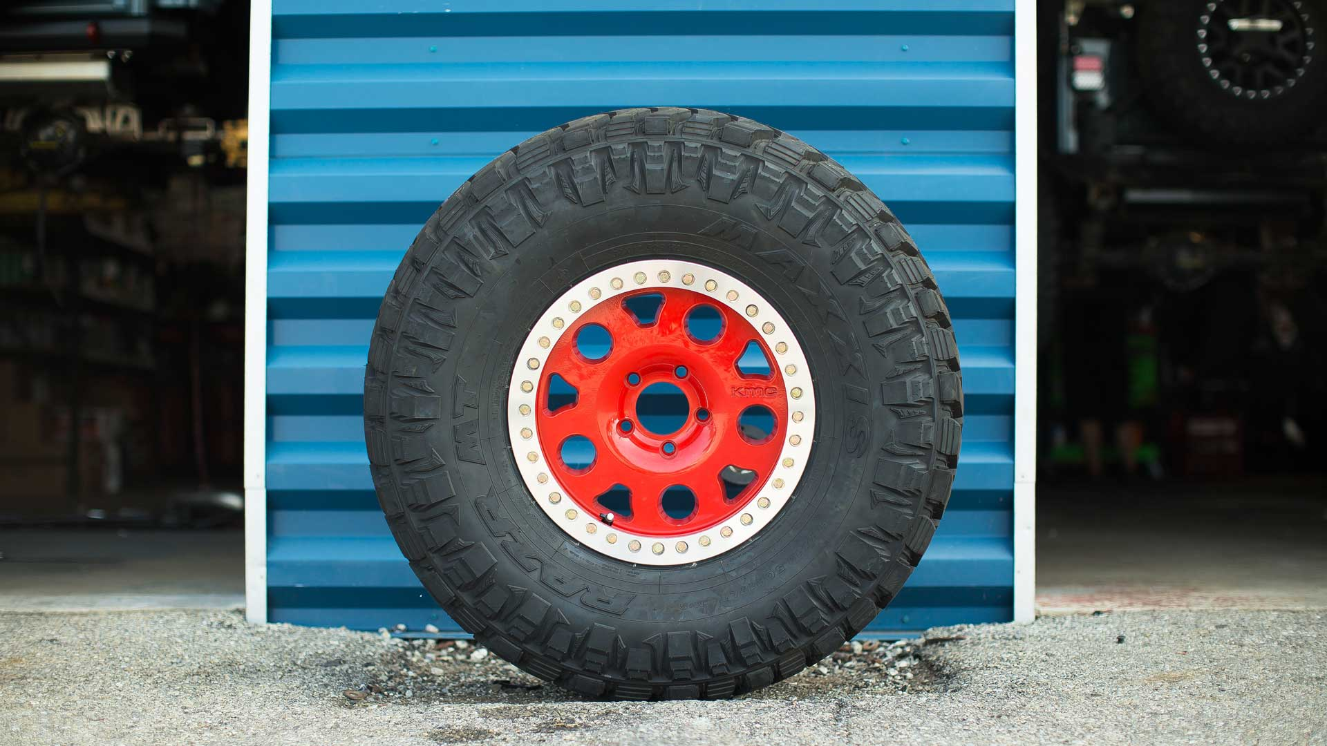 4×4 Tires & Wheels